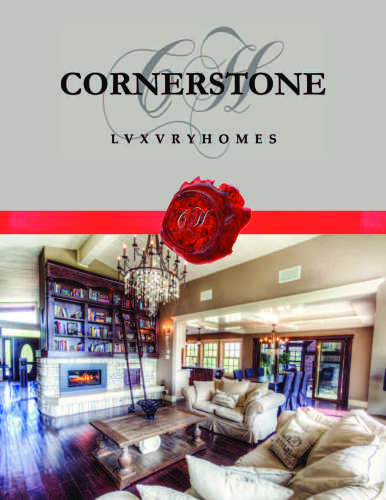 Cornerstone Luxury Homes